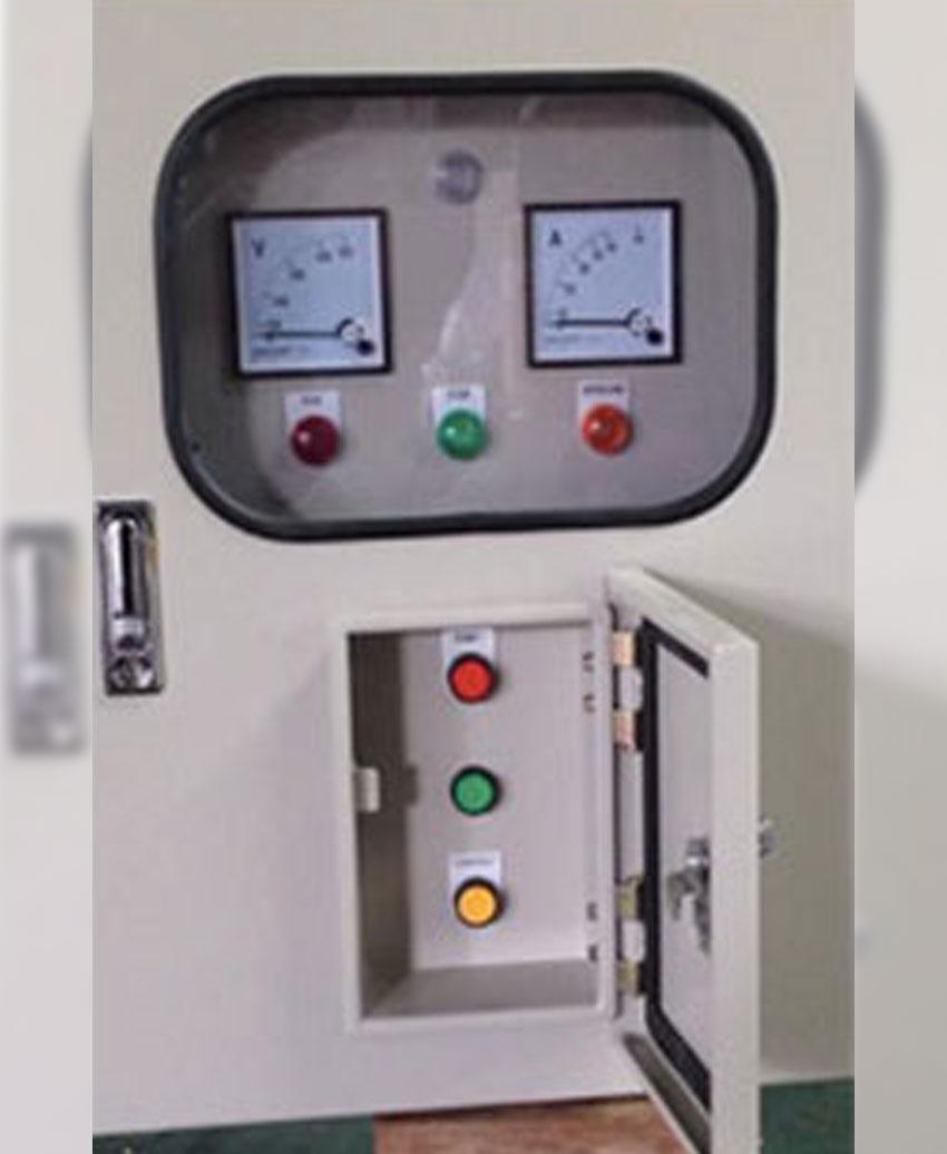 งานออกแบบ ผลิต-ประกอบ ตู้สวิตซ์บอร์ดและตู้คอนโทรล